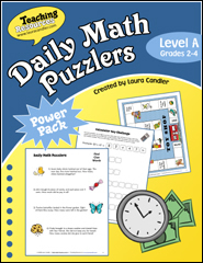 Daily Math Puzzlers