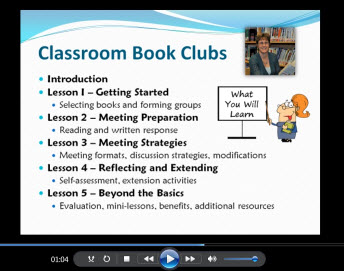 Classroom Book Clubs: Literature Circles Made Easy