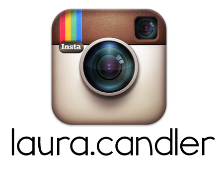 Follow Laura Candler on Instagram