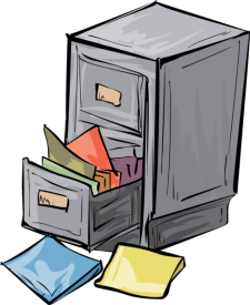 Laura Candler's Online File Cabinet