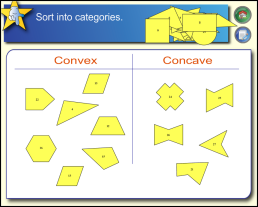 Polygon Explorations for the Smartboard