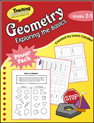 Geometry: Exploring the Basics by Laura Candler