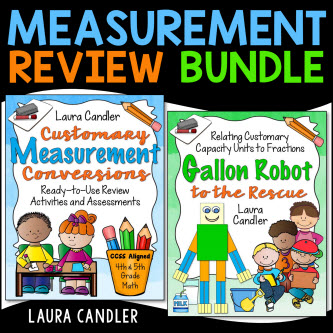 Measurement Review Bundle