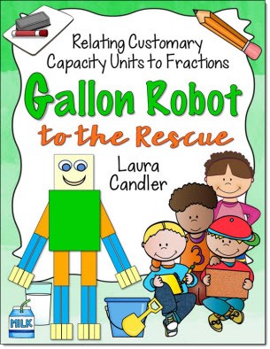 Gallon Robot to the Rescue