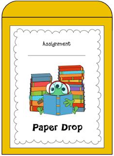 Paper Drop System