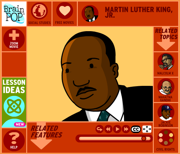 Honoring Dr Martin Luther King Jr