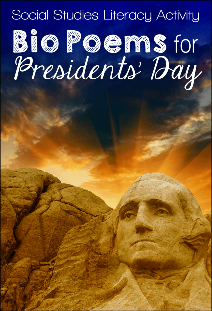 Bio Poems for Presidents Day