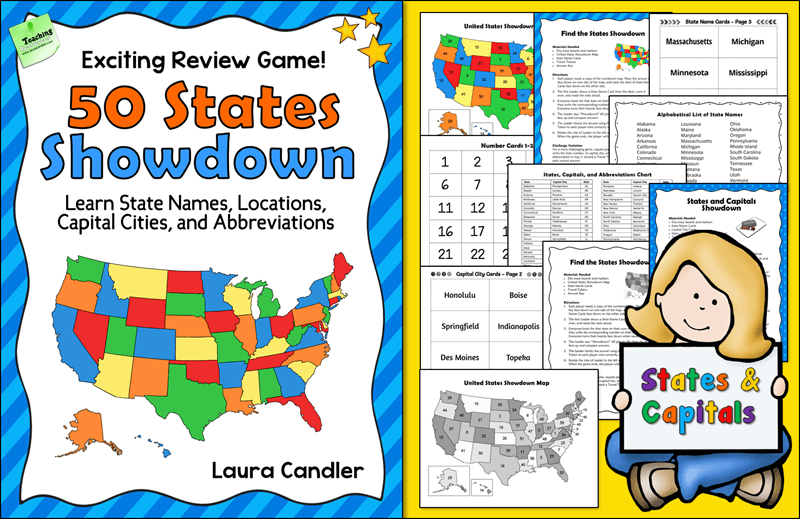 learning 50 states, outline 50 states, list 50 states, sing 50 states, match 50 states, name 50 states, show 50 states, practice 50 states, identify 50 states, study 50 states, label 50 states, order 50 states, on games to memorize the 50 states