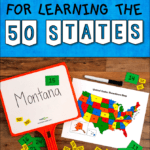 Fun Games for Learning the 50 States on