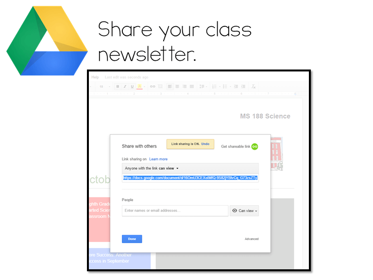 5 Ways To Engage Parents Using Google Drive