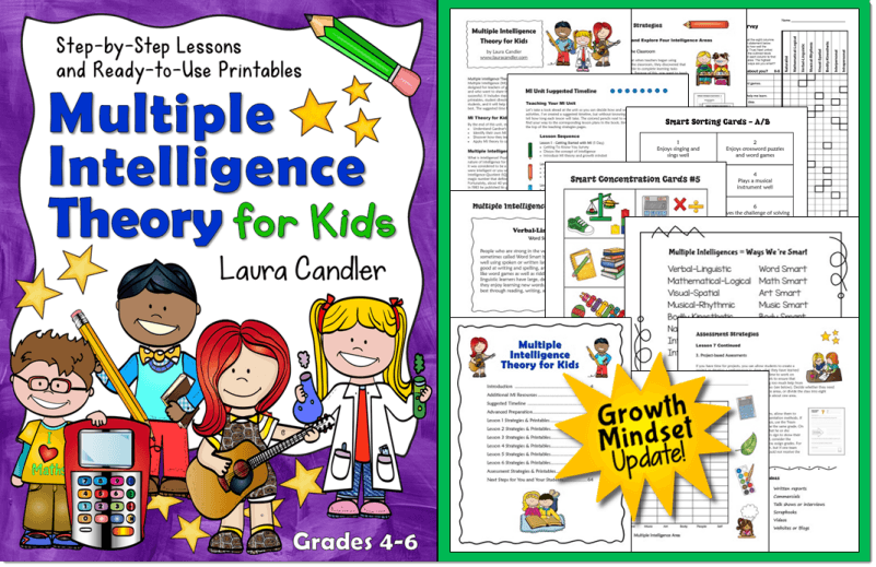 multiple intelligences and learning strategies pdf