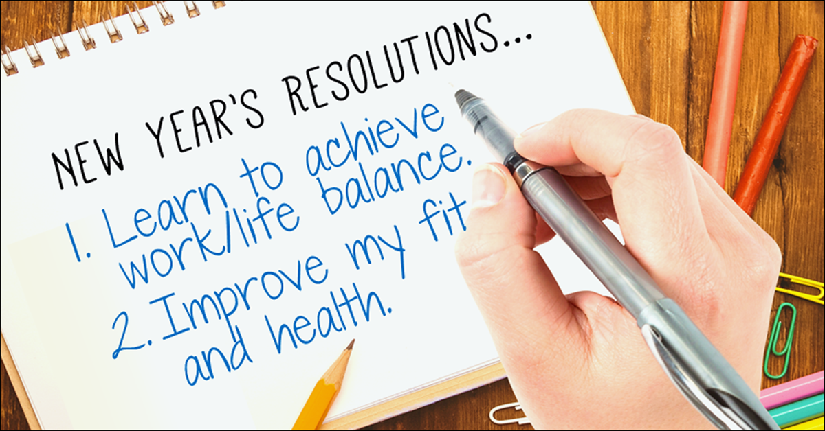 New Year's Resolutions That Will Keep the Joy in Teaching