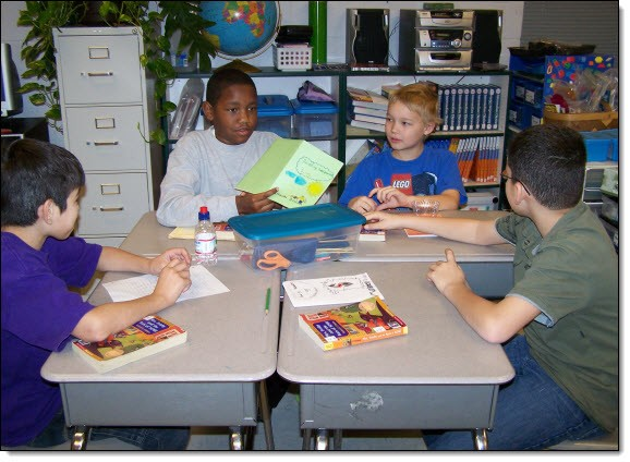 Classroom Book Clubs