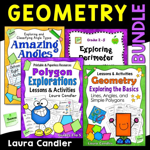 Geometry Basics Bundle