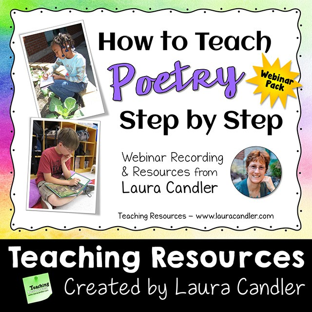 How to Teach Poetry Professional Development Webinar