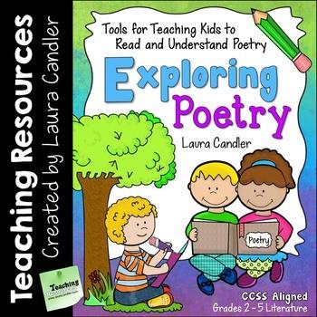 Exploring Poetry - Teaching Kids to Read and Understand Poetry