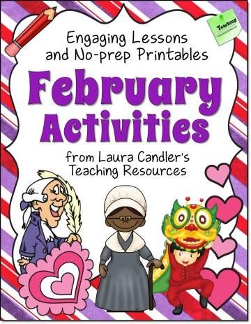 February Fun Activities Freebie