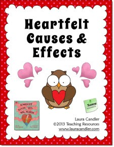 Free Heartfelt Causes and Effects Lesson