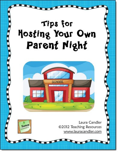 Host Your Own Parent Night