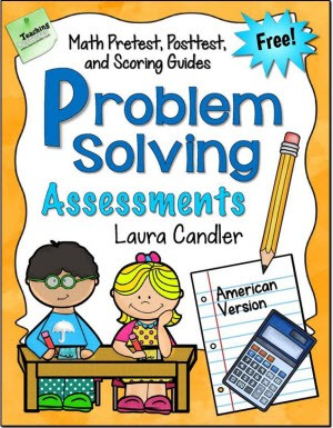 Math Problem Solving Assessments
