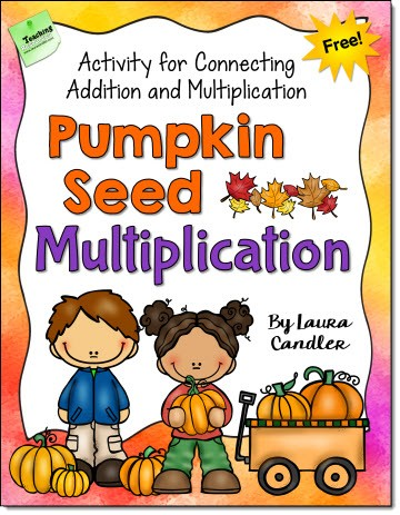 Pumpkin Seed Multiplication Freebie