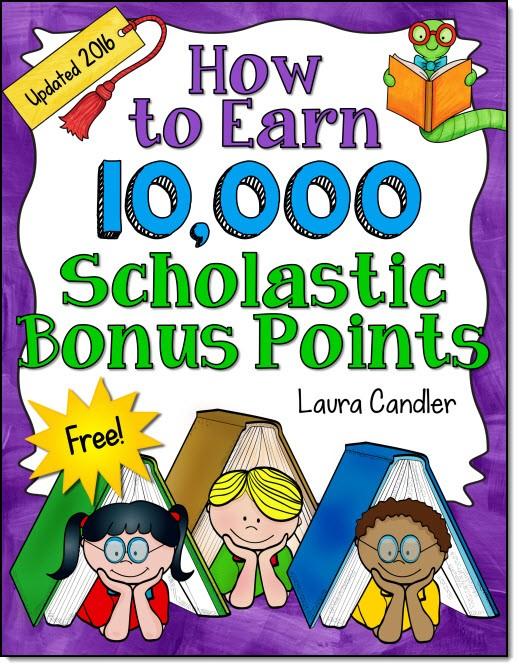 How to Earn 10,000 Scholastic Bonus Points freebie