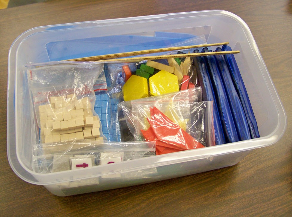 Team Tubs for Cooperative Learning Teams