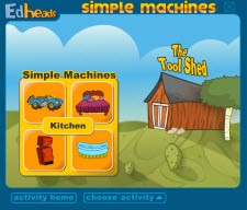 Edheads.org Simple Machines Activity