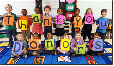 DonorsChoose Webinar Resources