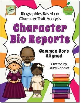 Character Bio Reports