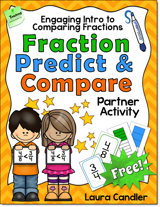Fraction Predictions Freebie