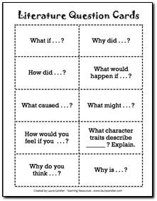 photo regarding Printable Book Club Questions identify Absolutely free Printables for Literature Circles