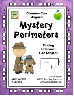 Mystery Perimeters Freebie