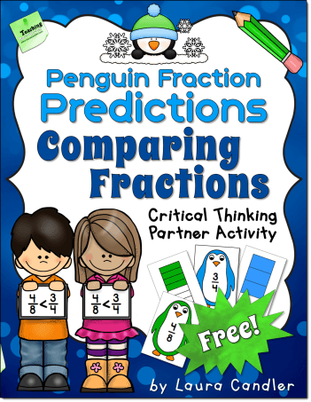 Penguin Fraction Predictions Freebie