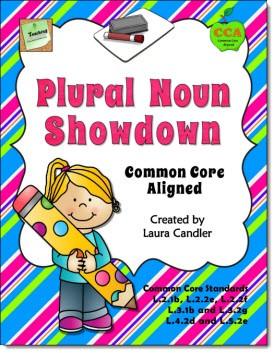 Plural Noun Showdown