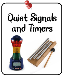 Quiet Signals and Timers