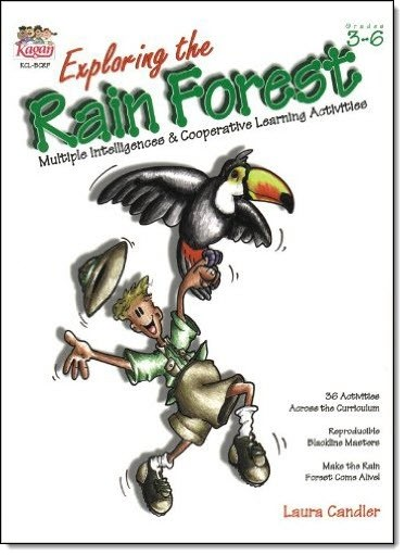 Exploring the Rainforest: Multiple Intelligences and Cooperative Learning Activities