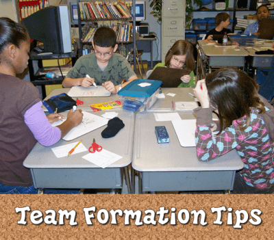 Team Formation Tips from Laura Candler