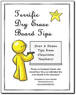 Terrific Dry Erase Board Tips