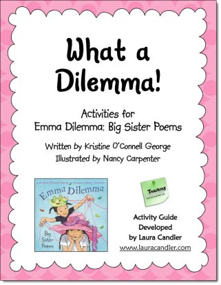 What a Dilemma! Free poem and poetry lesson