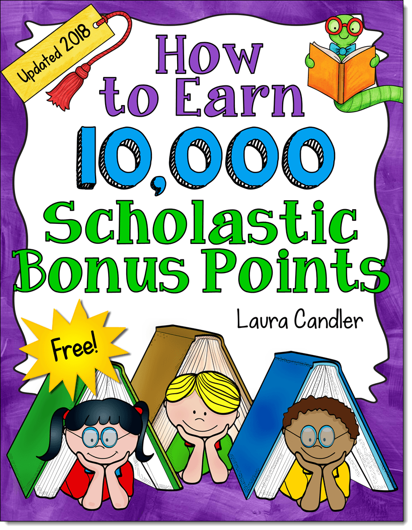 How to Earn 10,000 Scholastic Bonus Points