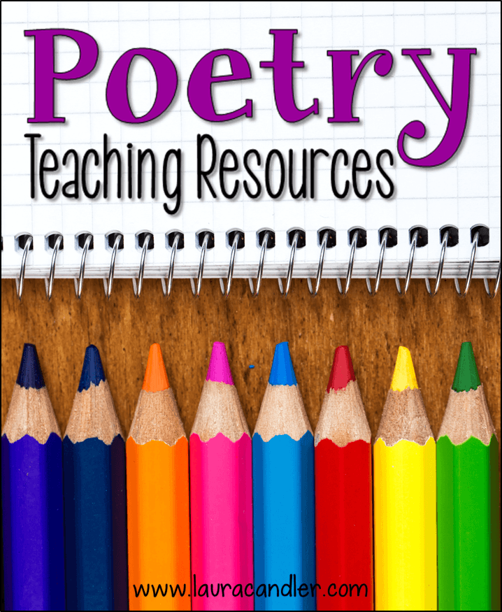 Laura Candler's Poetry Teaching Resources
