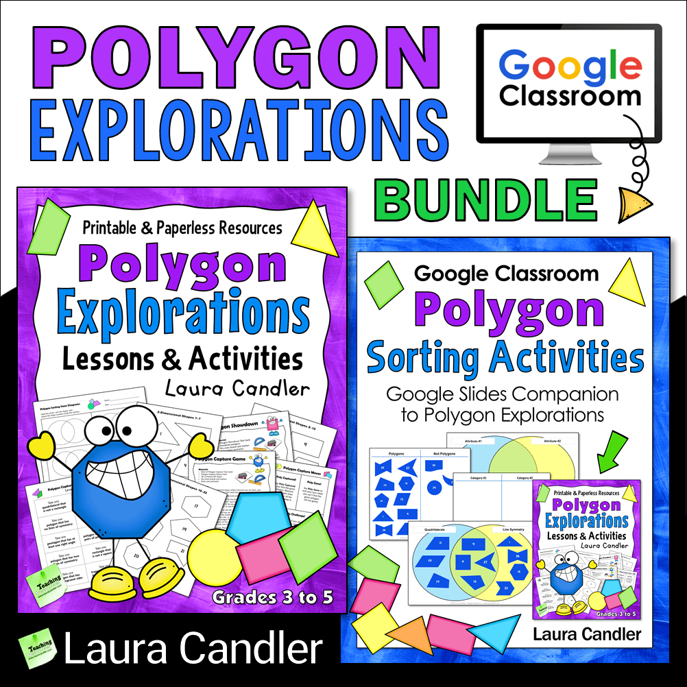 Polygon Explorations Bundle